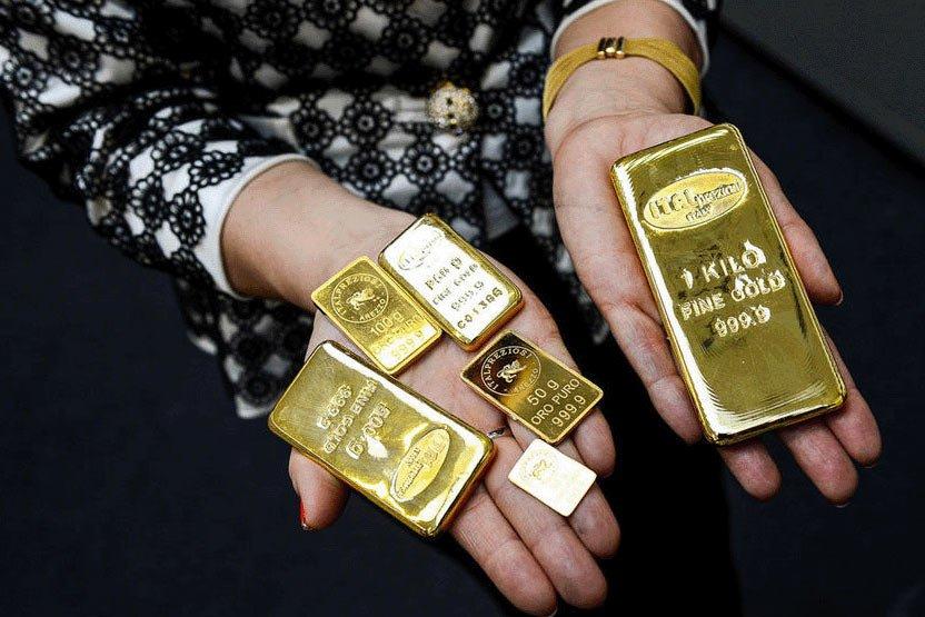 揭秘意大利黄金银行金条制作过程(组图)