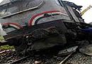 埃及火车出轨已致6死多伤 或因超速行驶(图)
