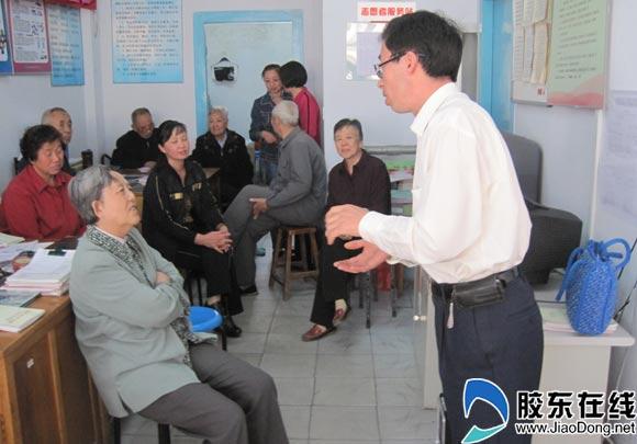 海港社区计生协会开展男性健康日宣传服务活动
