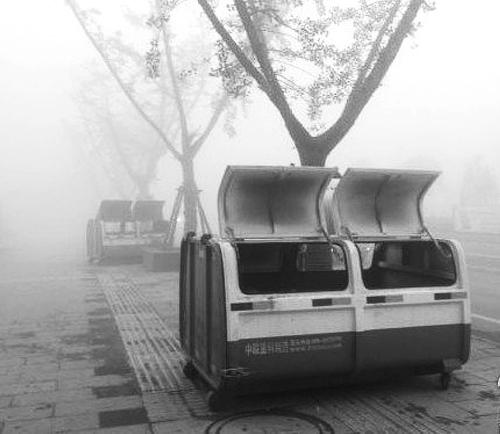 5名流浪男垃圾箱中死亡生火致一氧化碳中