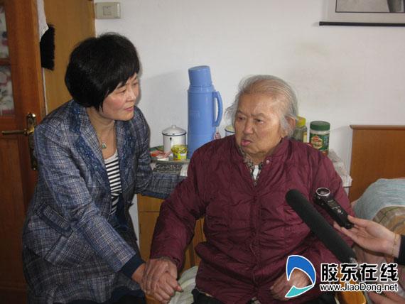 84岁致公党人李谦敬 自行车上追逐爱国梦(组图