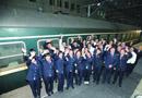 烟台到青岛的K8254/1次绿皮列车退出历史舞台