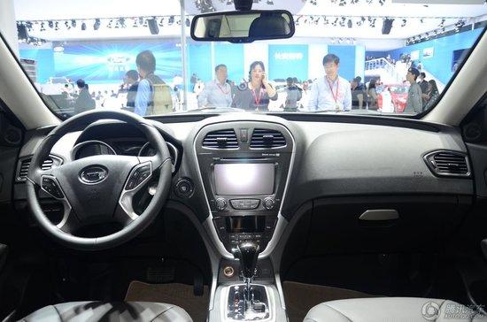 新款和悦rs广州车展上市 售价9.38万元 高清图片