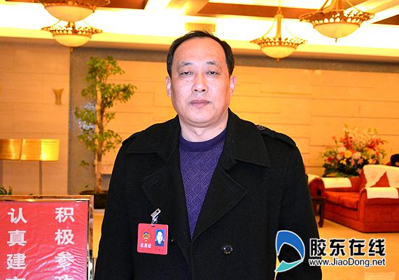 王朋和李明是九年级_烟台市政协委员王朋山