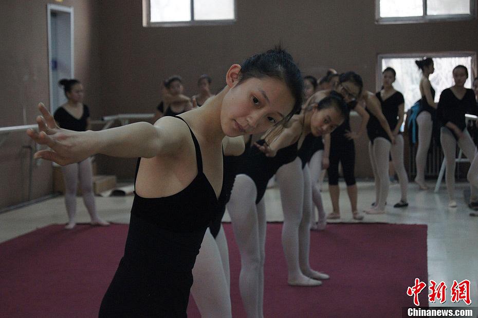 90后艺考生的舞蹈梦美女古代挤奶图片