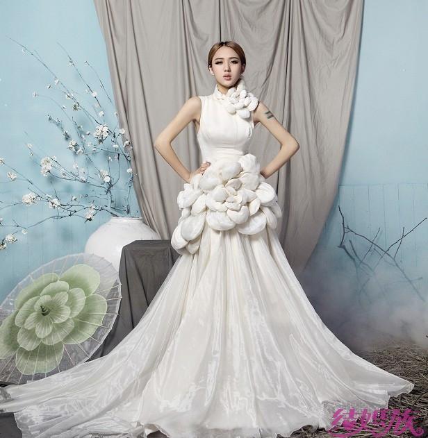 欧式华丽婚纱摄影(图)