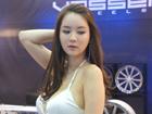 韩国首尔车模实拍