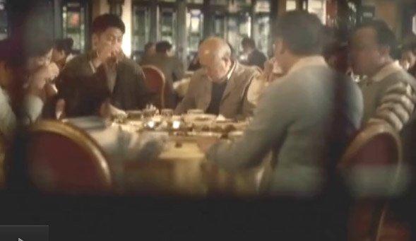央视公益广告令网友泪奔 源自真人真事图片