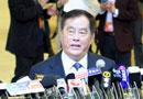 盛光祖:作为末任铁道部长并不感到遗憾(图)