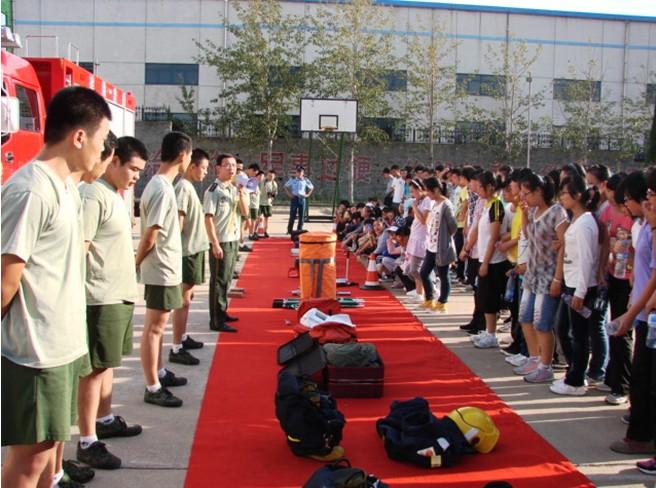 烟台开发区高级中学特色活动:教育活动