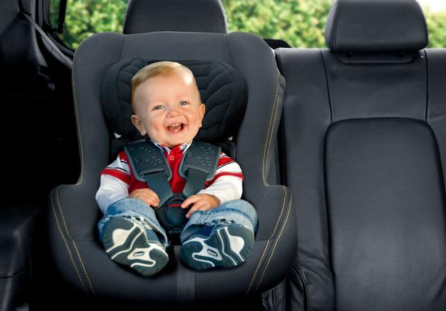 儿童安全座椅使用全攻略