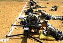 解放军配凶悍国产重火器 1700米范围内敌军全灭