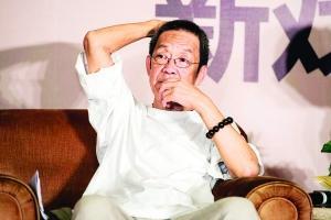 戏剧大导林兆华:跟企业谈钱谈得我脸红(图)