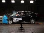 日韩系车高速碰撞测试对比