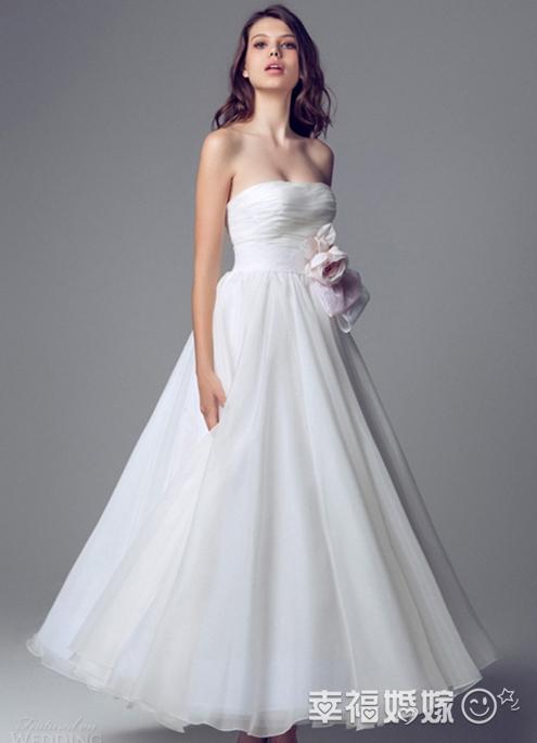 Blumarine 2014婚纱系列 高端大气上档次 图图片