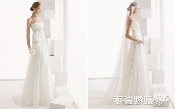 2014年婚纱新娘
