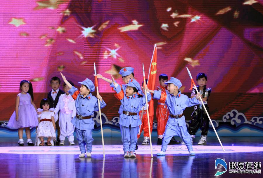 起飞吧星宝贝!2014烟台年历宝宝大赛收官(图)图片