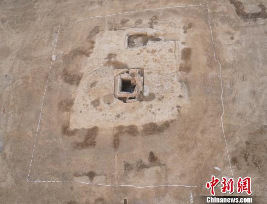 专家确认扬州西湖镇两座古墓为隋炀帝真墓(图)