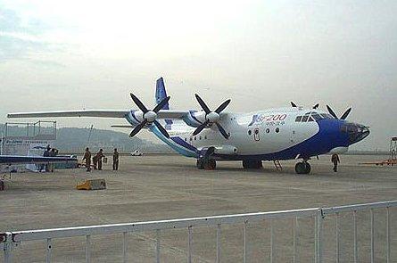 2012年8月,中航技委托中飞通用航空公司执行出口某国8架运8飞机的
