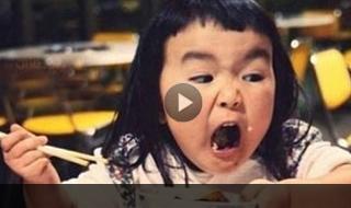 囧榜头条    齐刘海女孩获封表情女帝 在instagram上爆红的齐刘海图片