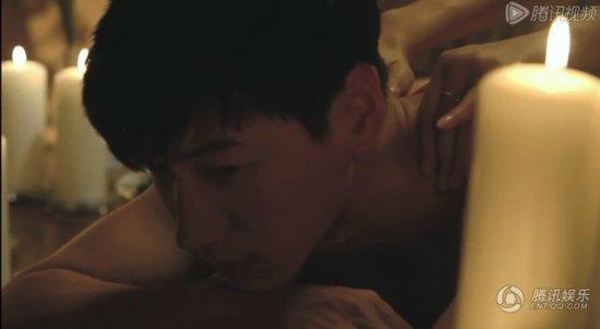 张亮微电影半裸香艳床戏曝光