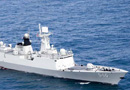 中国海军赴地中海为运叙利亚化武船只护航(图)