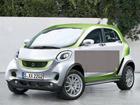 Smart全新SUV曝光 定位小型SUV
