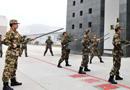 四川省川北监狱举行处置狱内突发事件演练