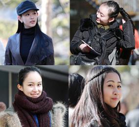 烟台/2014艺考:北电表演系俊男美女齐亮相