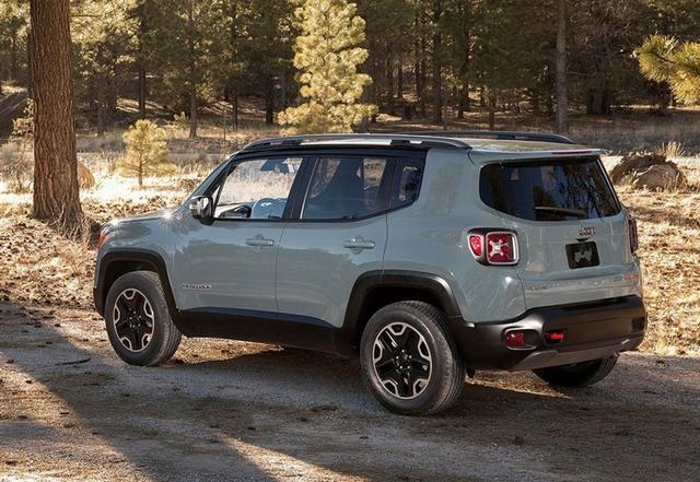 jeepsuv车型_[海外车讯]jeep计划推出更小尺寸suv车型
