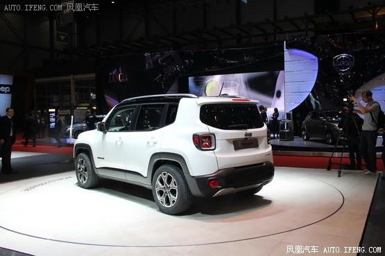 jeep小型suv自由侠车型高清图片