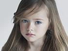 俄罗斯9岁萝莉模特走红(组图)