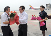 华航开通烟台直飞台北航线 飞台北每周增至9班