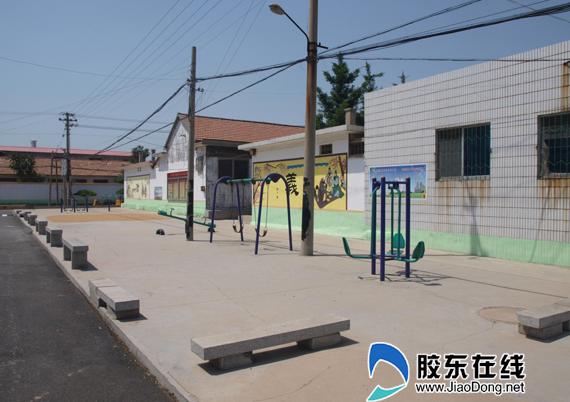 胶东飞机场搬迁村庄