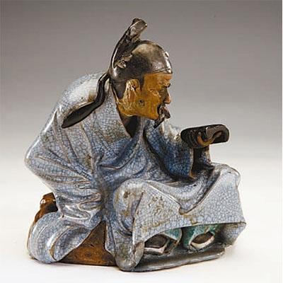 岭南遍布古代窑址石湾陶曾被用于皇宫陈设(图)