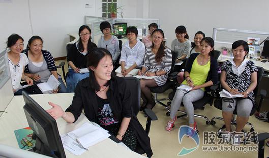 莱山区实验幼儿园扎实开展教育教研活动