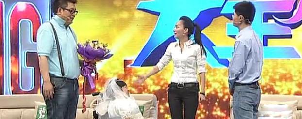 《大王小王》玻璃女孩:我欠老公一个婚礼