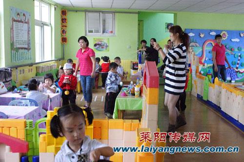 幼儿园的教育目标,教育特色以及活动区设置和开展的