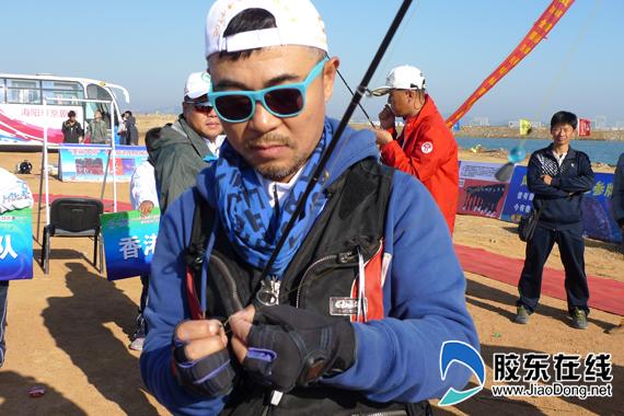 海钓锦标赛(海阳站)暨国际海钓邀请赛在海阳旅游度假区君子连理岛开赛