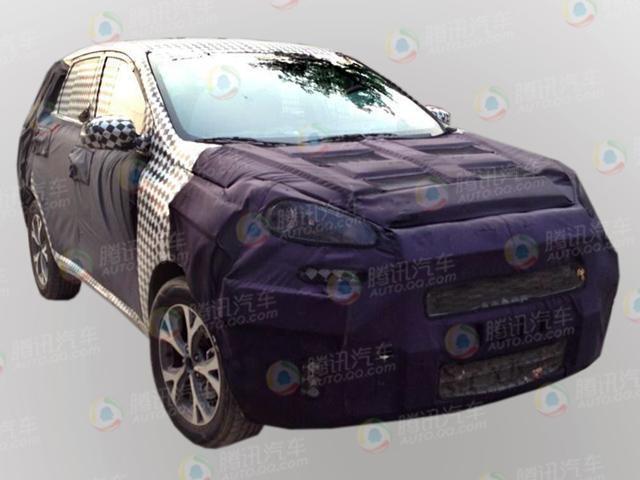 东风悦达起亚新款K2 小型SUV将11月发布高清图片