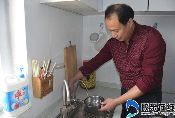 —长岛跨海引水工程通水仪式,让贾平喜出望外,该工程让长岛县南