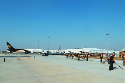 流亭机场增16个停机位 12月将开通巴厘岛航线