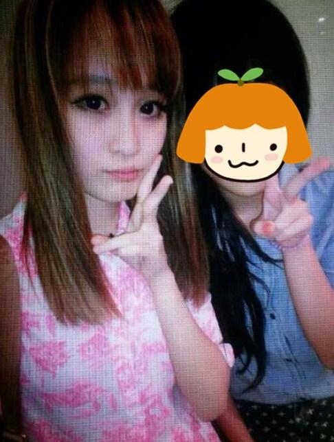 赵本山17岁漂亮女儿自拍照(组图)