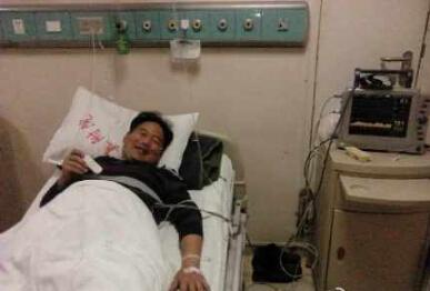 面对大家的祝福,刘老师以这样一条微博回应: