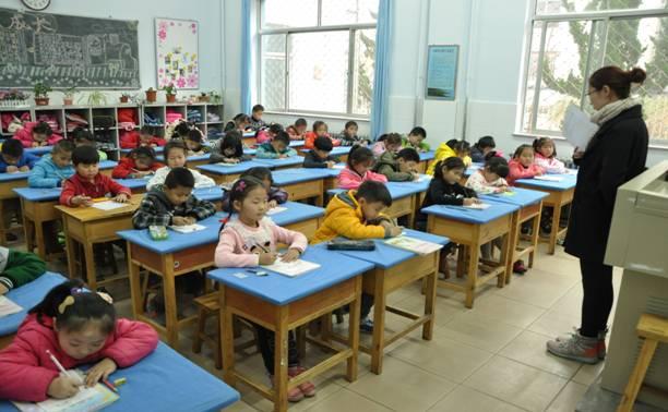 开发区金东小学举办小学汉字听写v小学(图)中心首届司徒图片