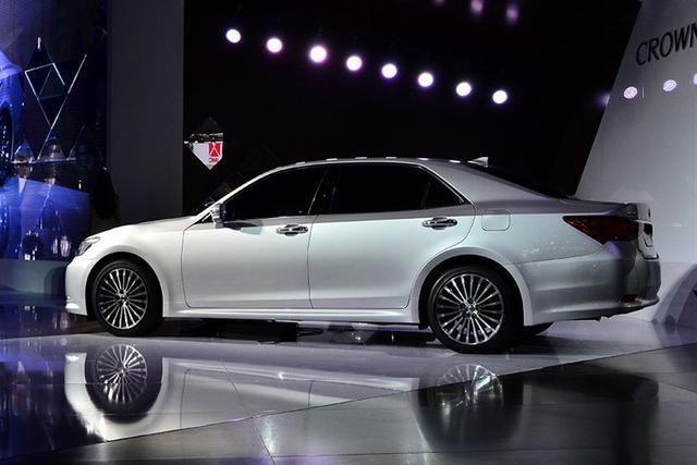 一汽丰田新一代皇冠-日韩品牌2015年入华新车规划 SUV占主导高清图片