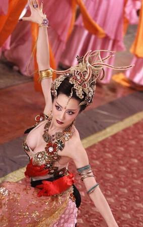 张馨予妲己跳舞哪一集