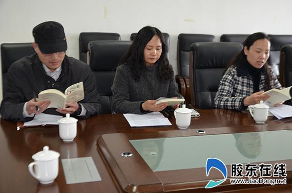 河北新闻网考察胶东在线《网上问法》栏目经验