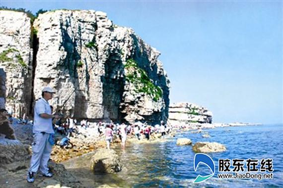 (1)长岛大钦岛休闲海钓基地