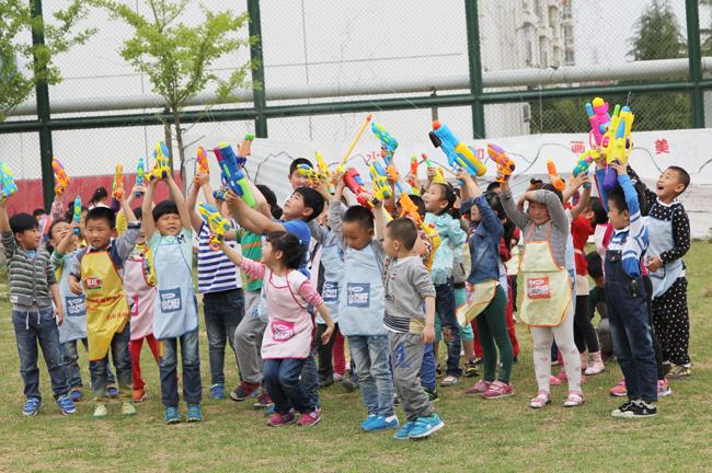 """东方海洋幼儿园开展""""六一节""""庆祝活动"""